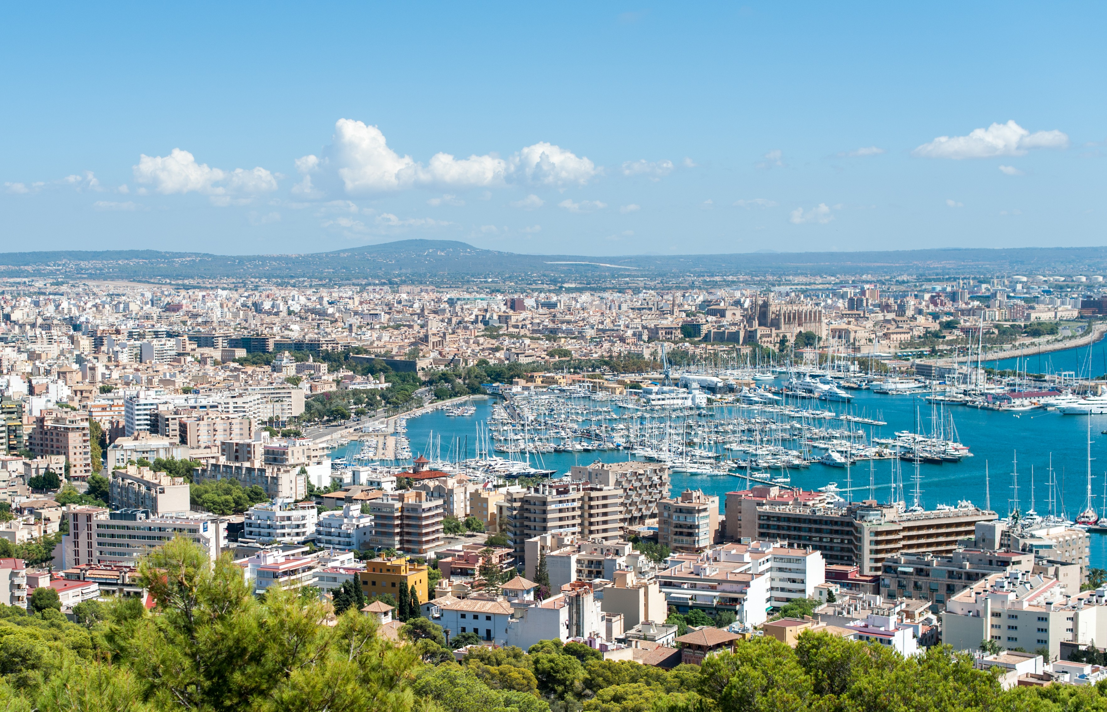 Palma de Mallorca Private Jet and Air Charter Flights