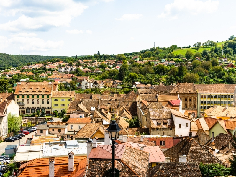 Sighisoara Private Jet and Air Charter Flights