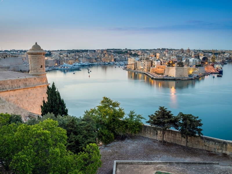 Valletta Private Jet and Air Charter Flights