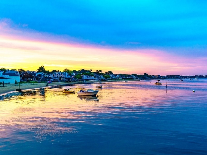 Five Reasons to Choose Cape Cod as Your Next On-Demand Private Charter Destination