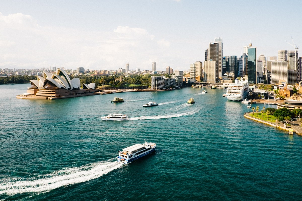 Australia Private Jet and Air Charter Flights