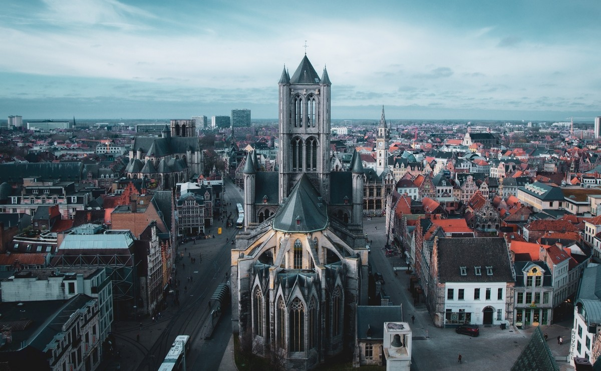 Belgium Private Jet and Air Charter Flights