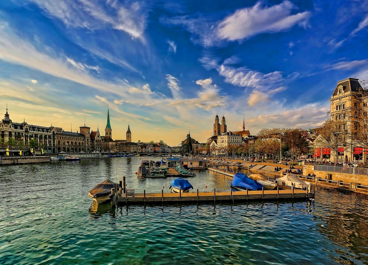 Switzerland Private Jet and Air Charter Flights