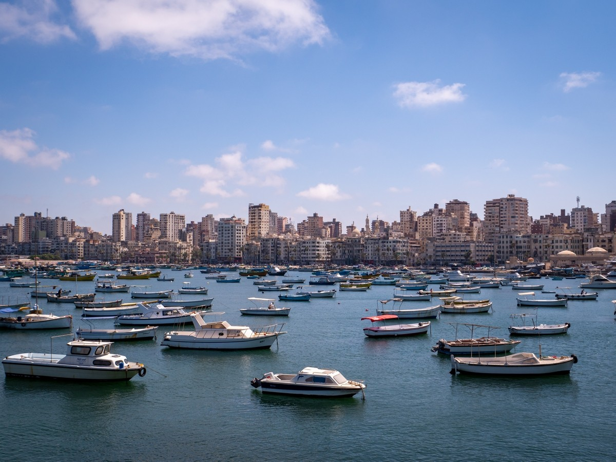 Alexandria Private Jet and Air Charter Flights