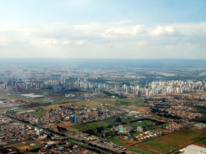 Brasilia Private Jet and Air Charter Flights