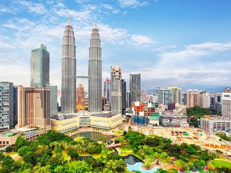 Kuala Lumpur Private Jet and Air Charter Flights