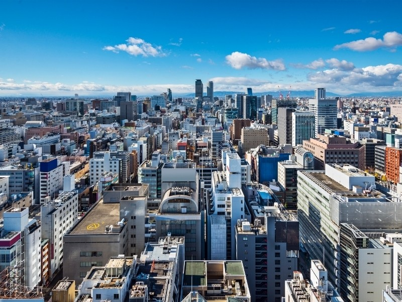 Nagoya Private Jet and Air Charter Flights