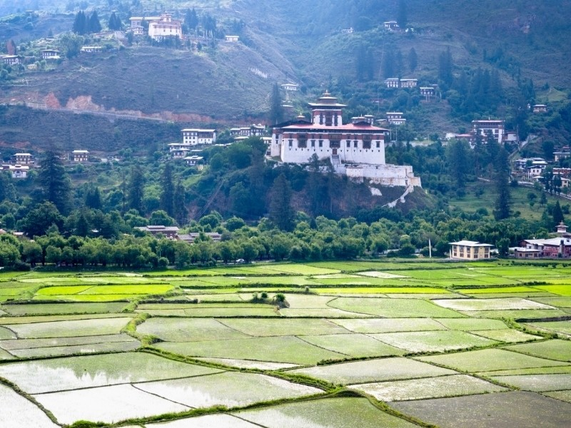 Paro Private Jet and Air Charter Flights