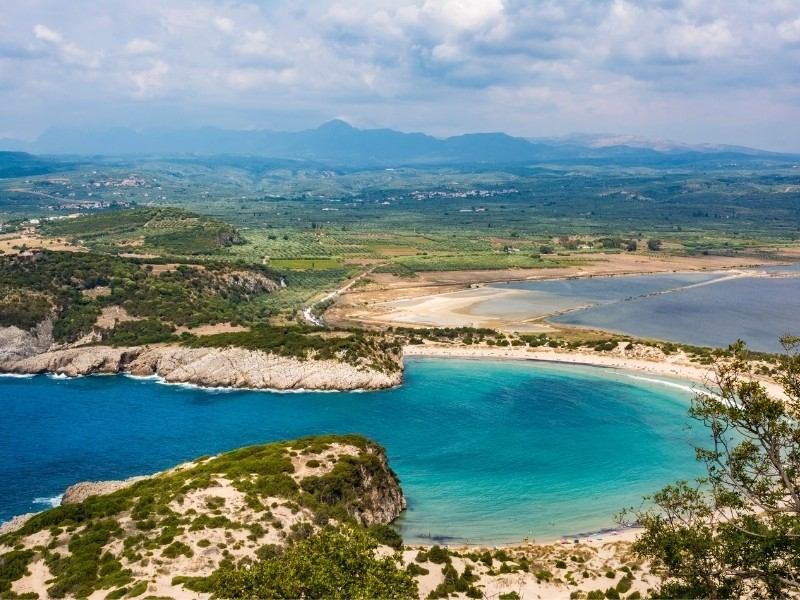 Peloponnese Private Jet and Air Charter Flights