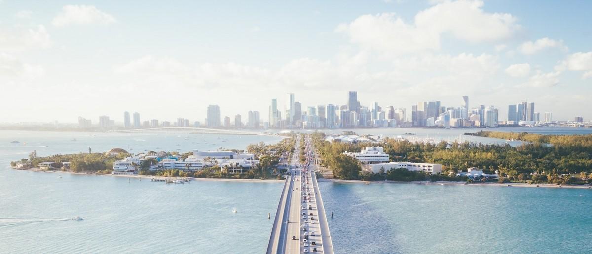 Private Jet Charter to Miami