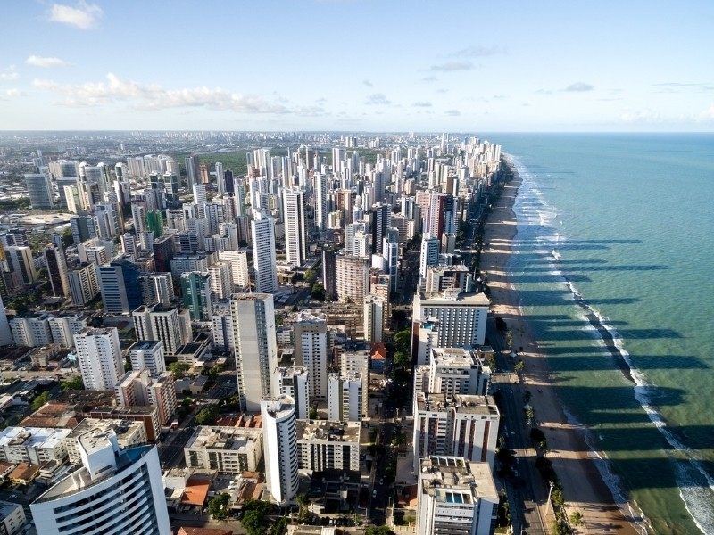 Recife Private Jet and Air Charter Flights