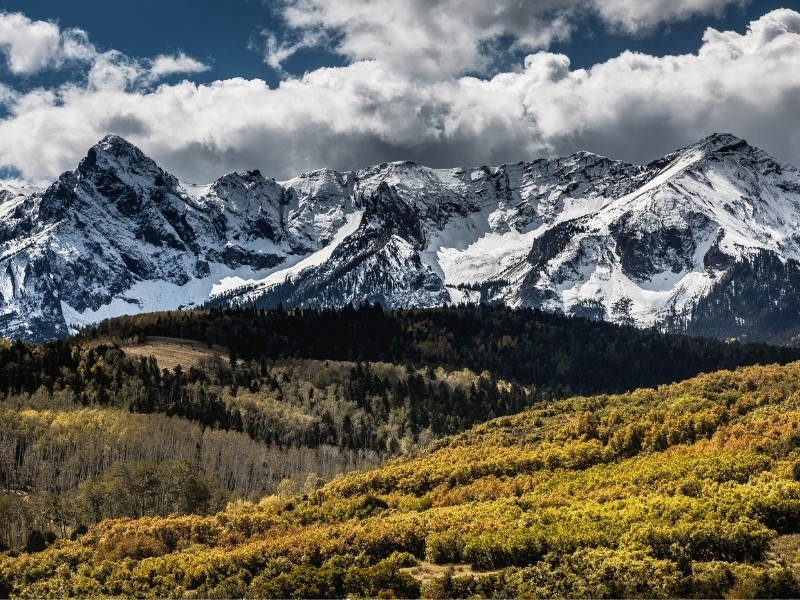 San Juan Mountains Private Jet and Air Charter Flights