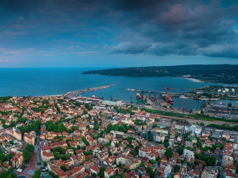 Varna Private Jet and Air Charter Flights
