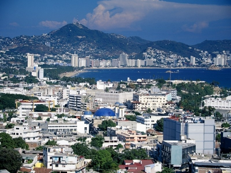 Acapulco Private Jet and Air Charter Flights