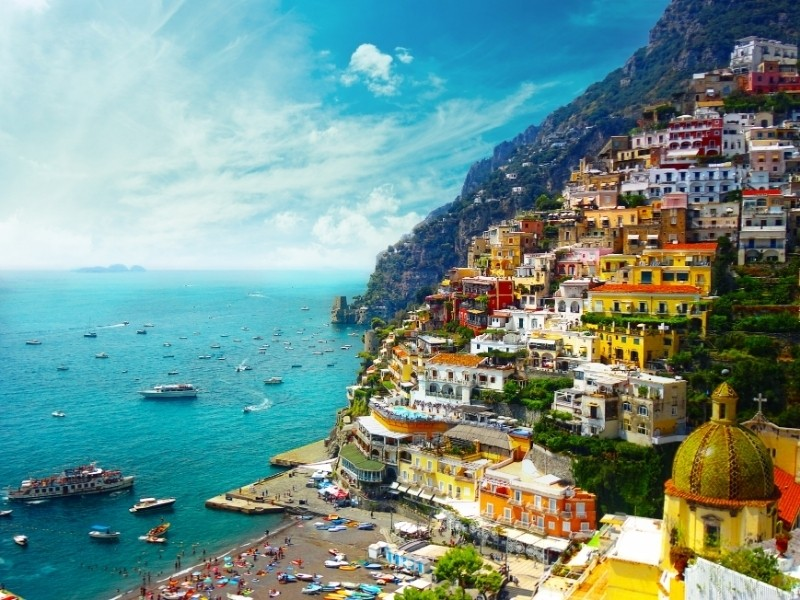 Amalfi Private Jet and Air Charter Flights