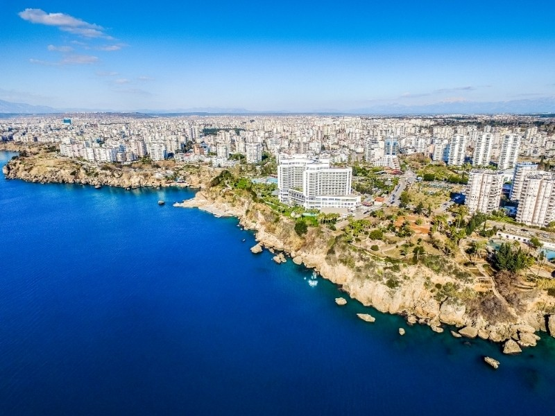 Antalya Private Jet and Air Charter Flights