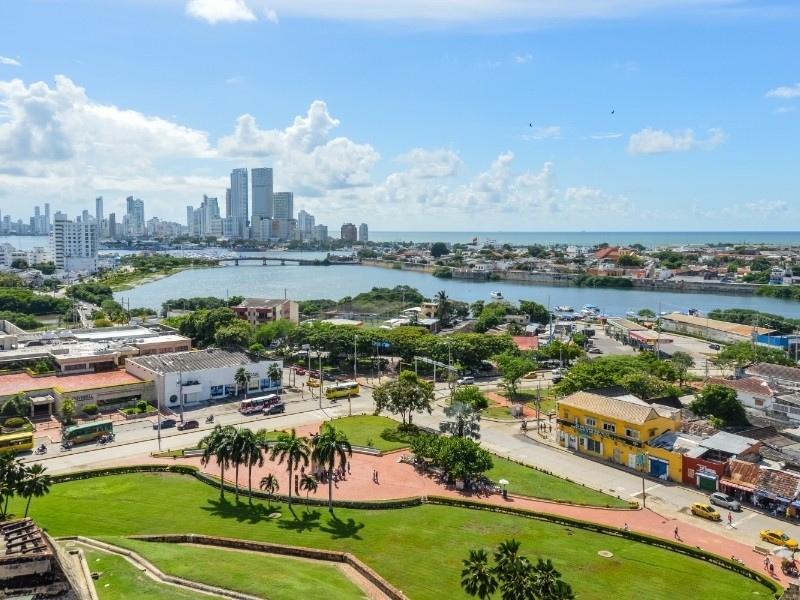 Cartagena Private Jet and Air Charter Flights