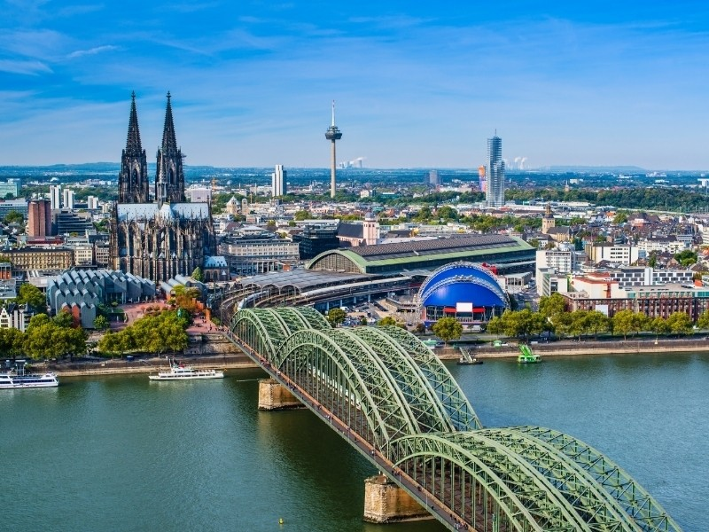 Cologne Private Jet and Air Charter Flights