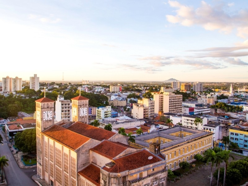 Cuiaba Private Jet and Air Charter Flights