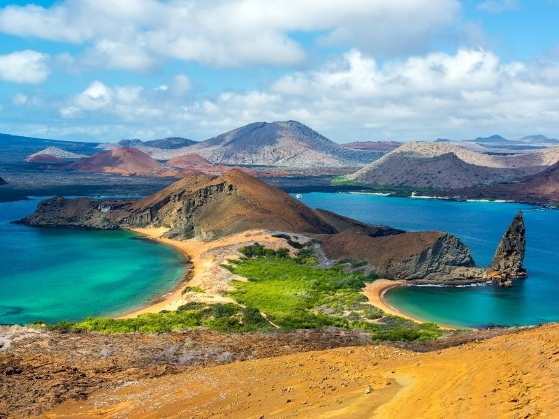 Galapagos Private Jet and Air Charter Flights