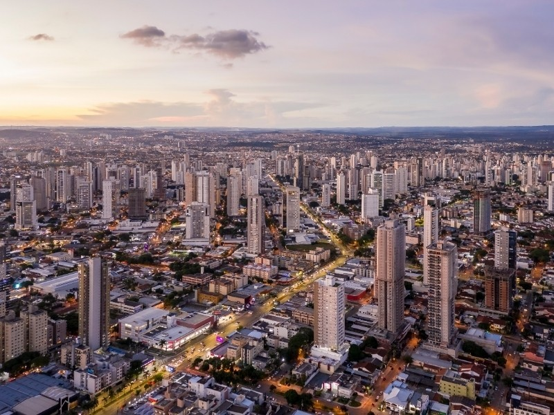 Goiania Private Jet and Air Charter Flights