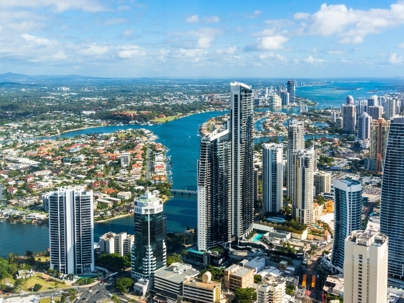 Gold Coast Private Jet and Air Charter Flights