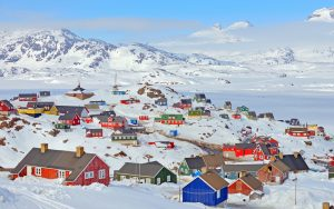 Greenland Private Jet and Air Charter Flights