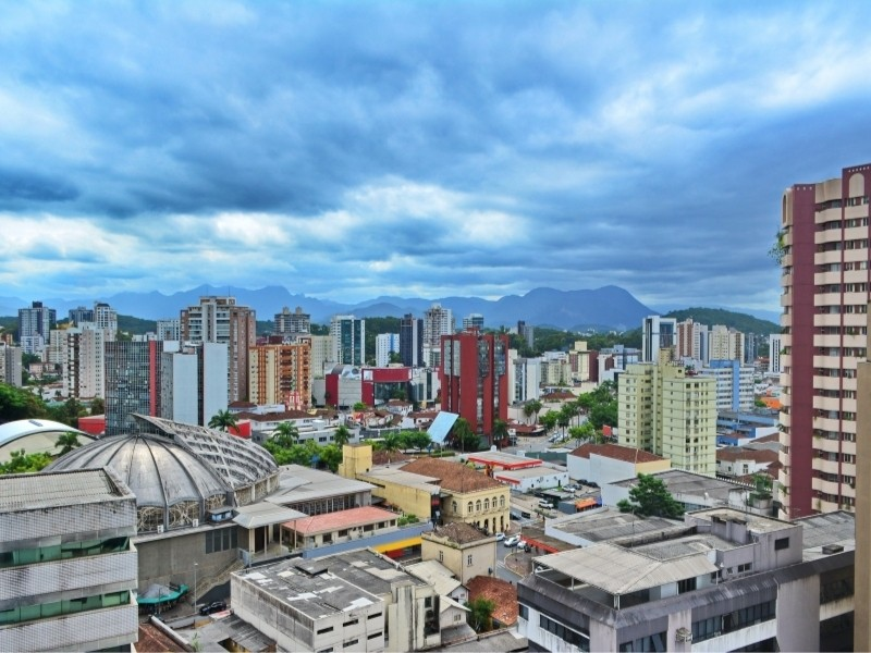Joinville Private Jet and Air Charter Flights