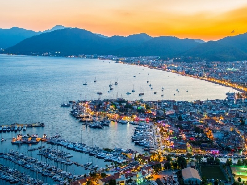 Marmaris Private Jet and Air Charter Flights