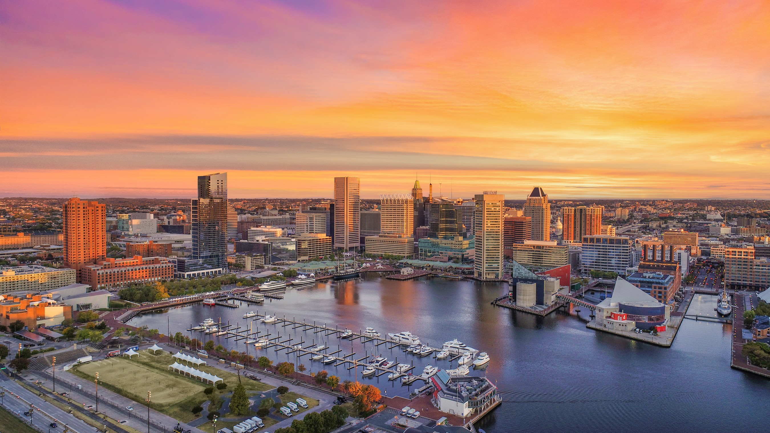 Maryland Private Jet and Air Charter Flights