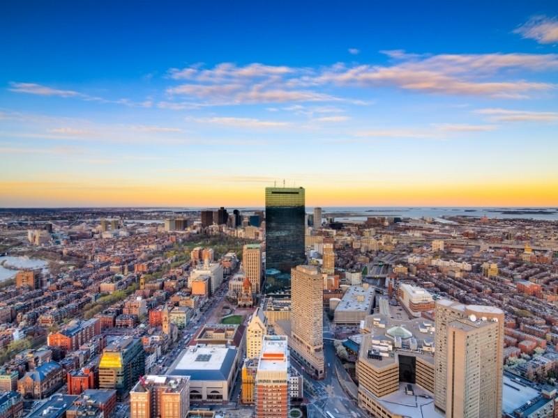Massachusetts rivate Jet and Air Charter Flights