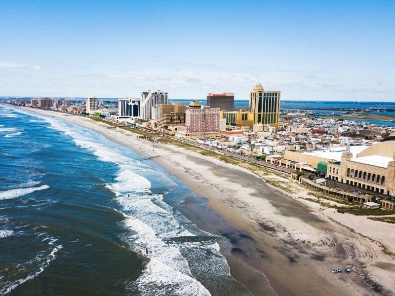 New Jersey Private Jet and Air Charter Flights