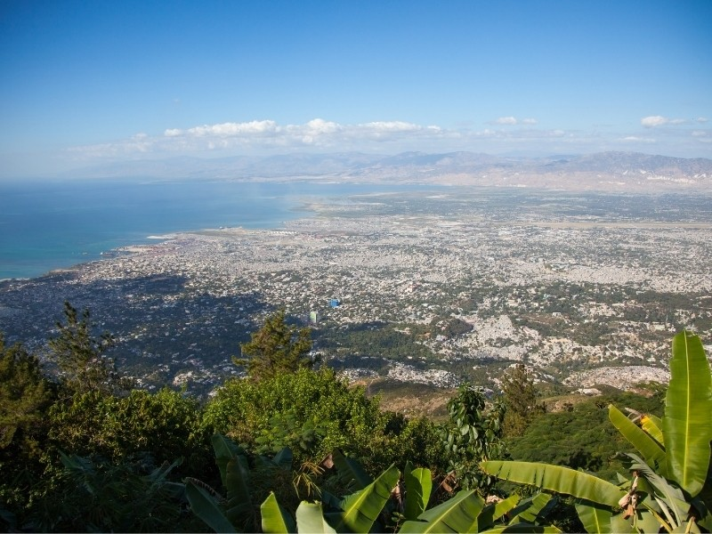 Port Au Prince Private Jet and Air Charter Flights