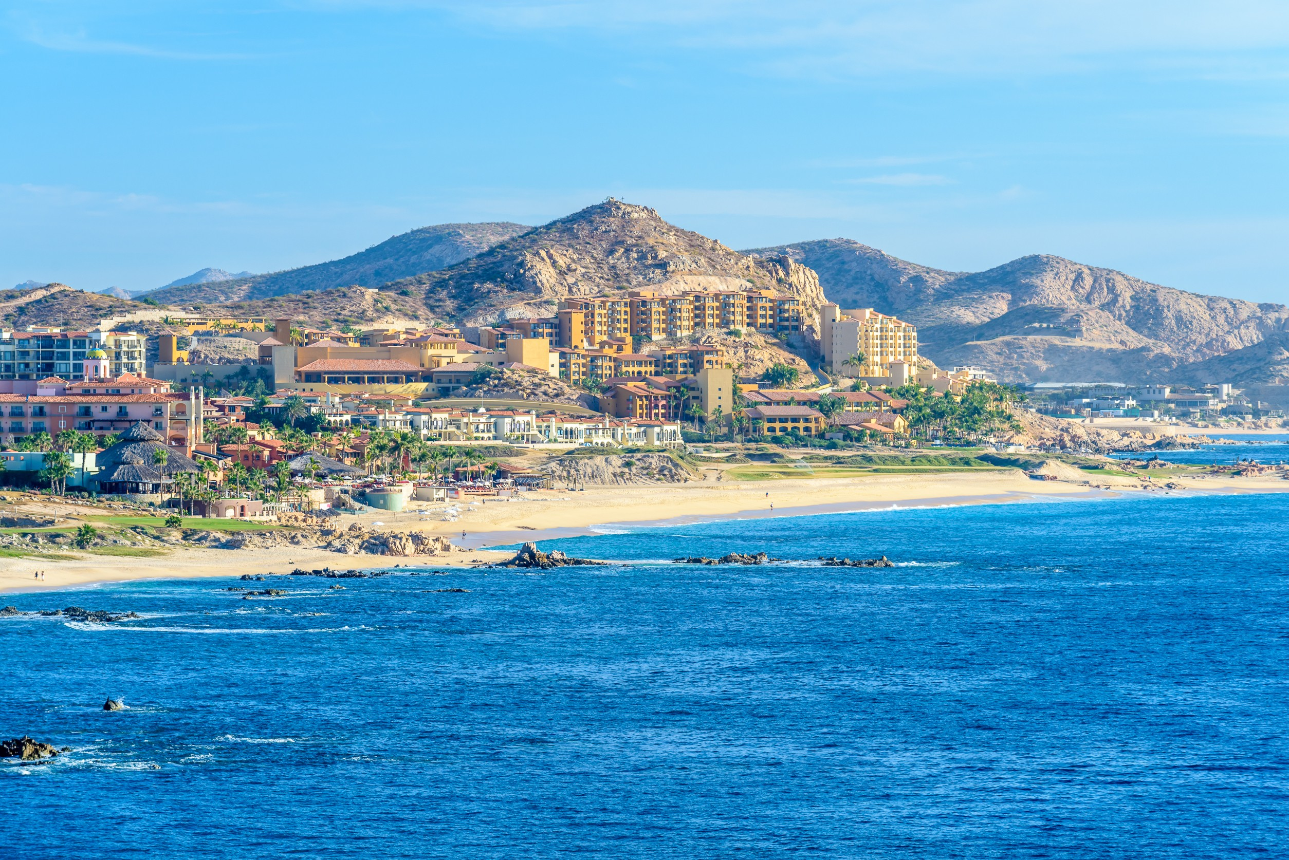 San Jose del Cabo Private Jet and Air Charter Flights