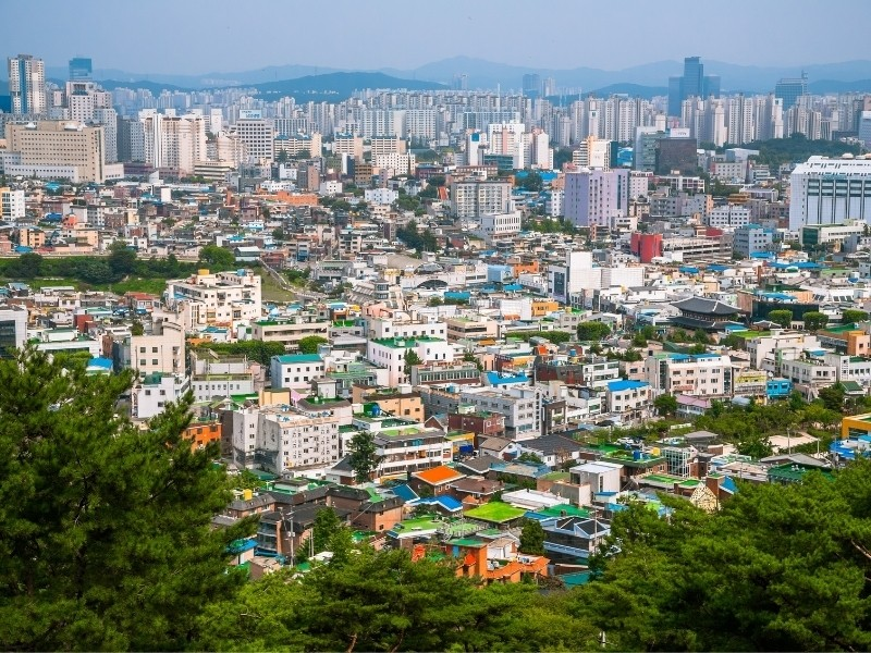Suwon Private Jet and Air Charter Flights