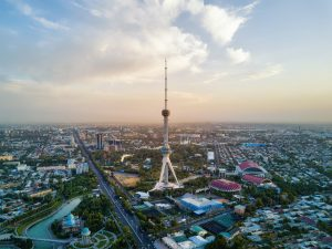 Tashkent Private Jet and Air Charter Flights