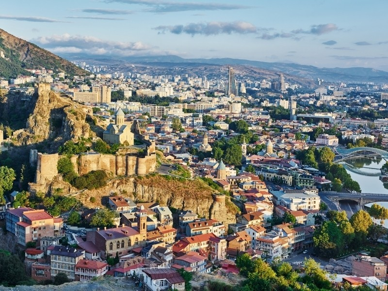 Tbilisi Private Jet and Air Charter Flights