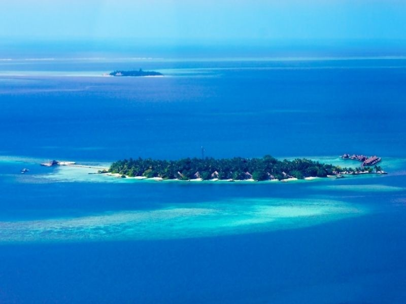 Velaa Private Island Private Jet and Air Charter Flights