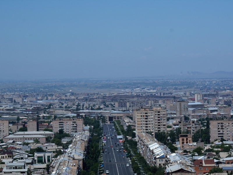 Yerevan Private Jet and Air Charter Flights