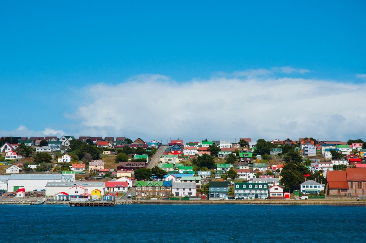 Falkland Islands Private Jet and Air Charter Flights