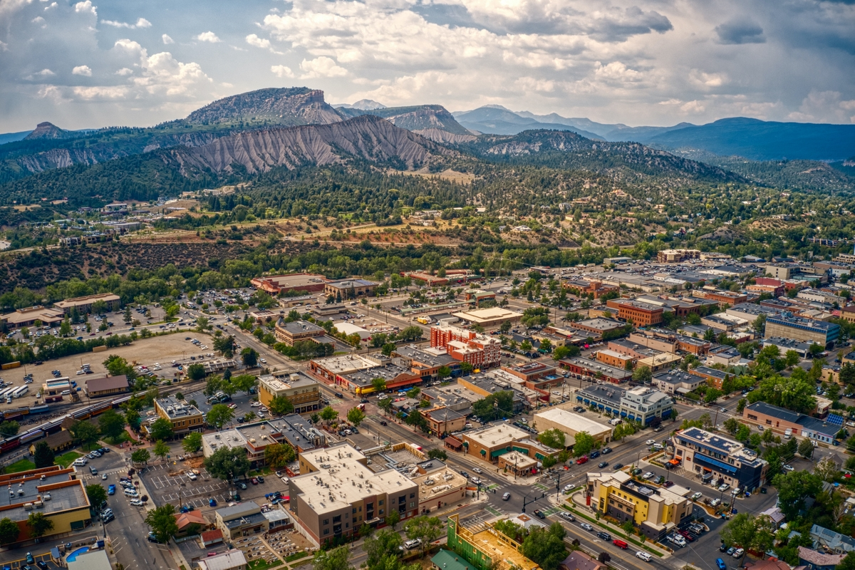 Durango Private Jet and Air Charter Flights
