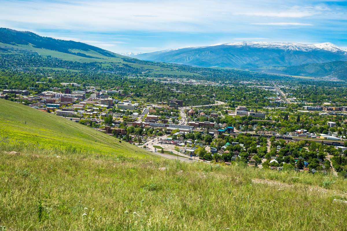 Missoula Private Jet and Air Charter Flights