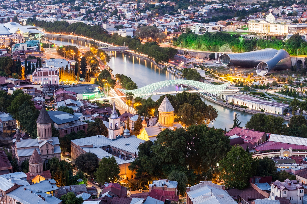 Georgia Private Jet and Air Charter Flights