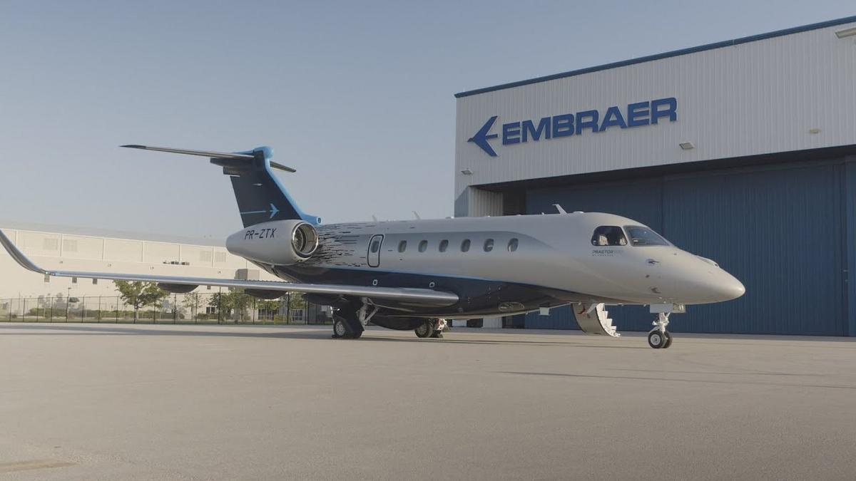 Dassault Falcon 50 corporate aircraft