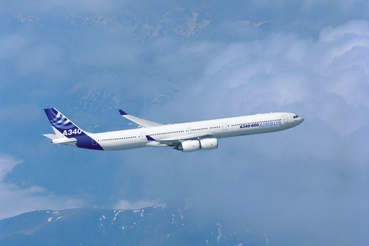 Airbus ACJ340-600